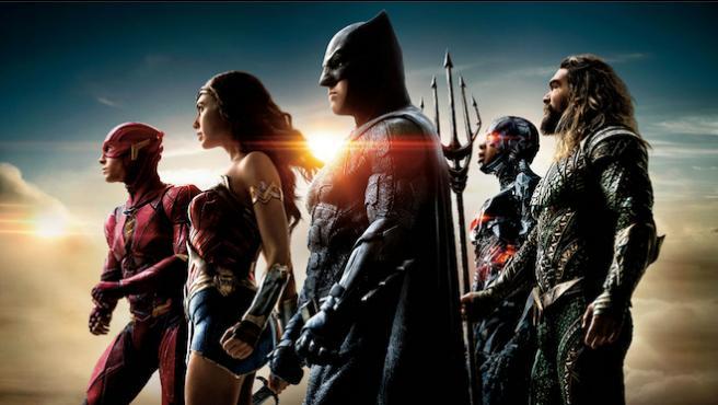 Es oficial: 'Liga de la Justicia: Snyder Cut' llega en 2021 a HBO Max