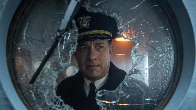 'Greyhound': El drama bélico de Tom Hanks se estrenará directamente en Apple TV+