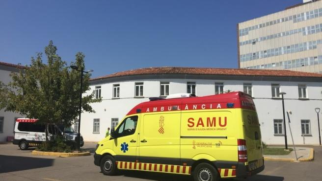 Alicante.- Sucesos.- Herido un ciclista de 27 años en un accidente de tráfico con un coche en El Moralet
