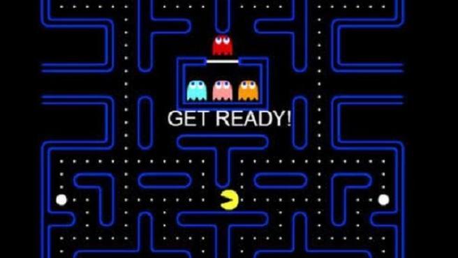 'Pacman'.