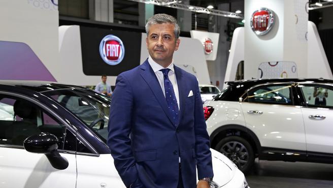 Alberto de Aza, consejero delegado de FCA en España y Portugal.
