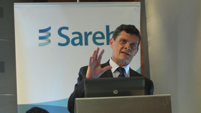Jaime Echegoyen, presidente de Sareb