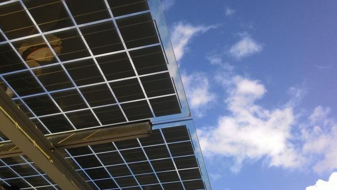 Planta fotovoltaica de Endesa.