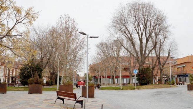 Plaza de la Constitución de Azuqueca