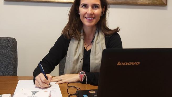 Psicóloga del Hospital Quirónsalud Málaga Carmen Barceló.