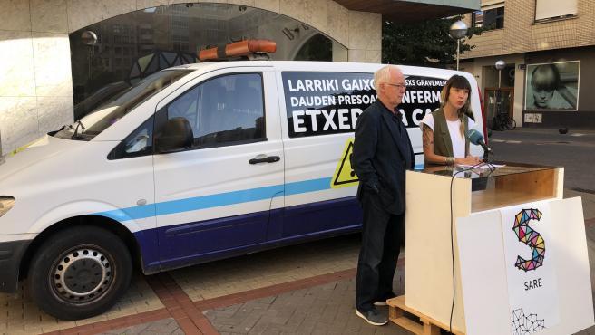 Sare impulsa una campaña en favor de los derechos de los presos de ETA.