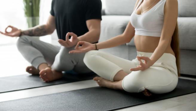 Para conectar mente y cuerpo hace falta un ambiente relajadao.