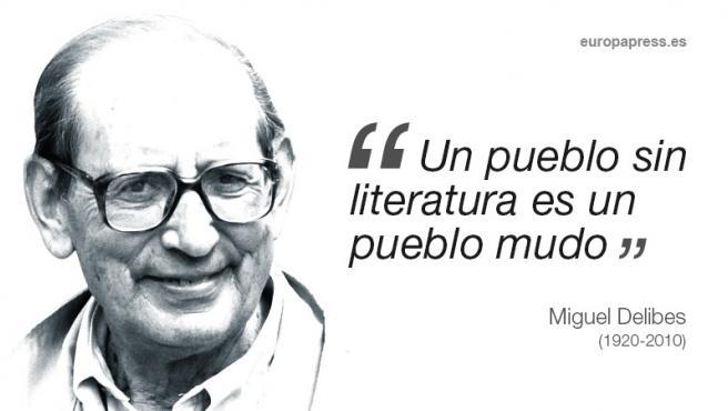 Recurso de Miguel Delibes.