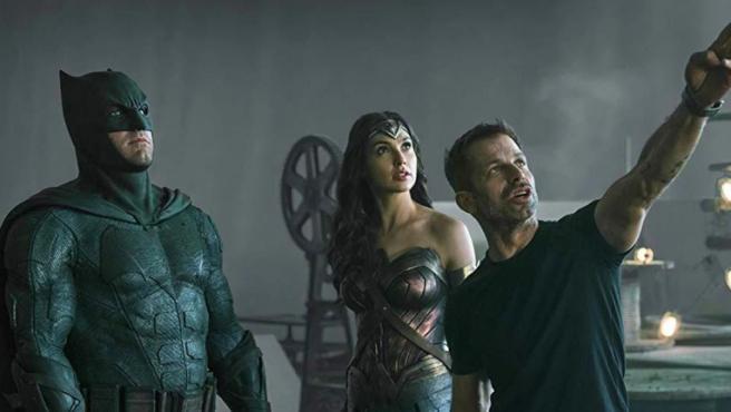 'Liga de la Justicia: Snyder Cut' no puede rodar escenas nuevas