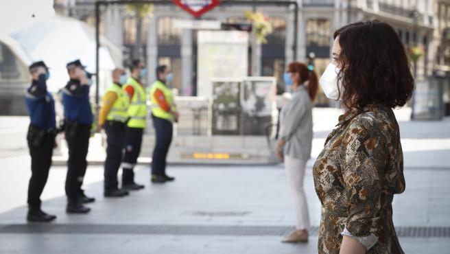 La Comunidad de Madrid afronta desde este lunes el ansiado paso a la fase 1 de la desescalada, un avance que llegó a solicitar hasta tres veces al Ministerio de Sanidad: en dos ocasiones obtuvo una negativa por respuesta (un asunto sobre el que se tendrá que pronunciar el Tribunal Supremo, tras el recurso interpuesto por la región esta semana).