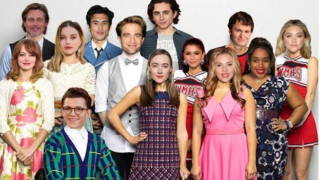 ¿Brad Pitt, Timothée Chalamet o Scarlett Johansson en el reboot de 'Glee'? Así reimagina la serie Ryan Murphy