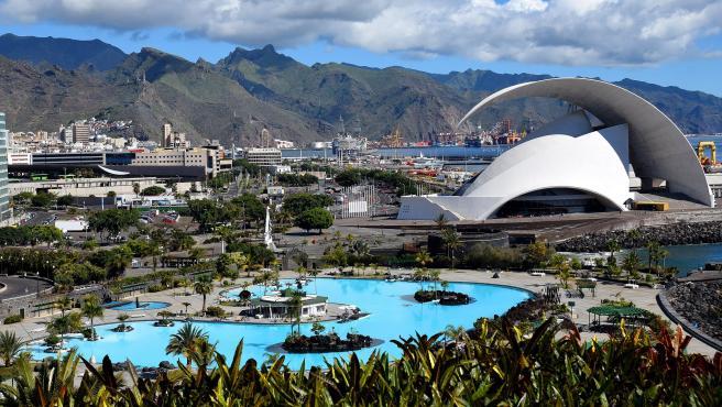 Parque Marítimo de Santa Cruz de Tenerife