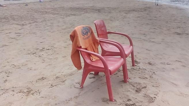 Socorrismo, playa