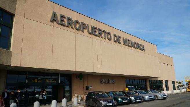 Aeroport de Menorca (Maó).
