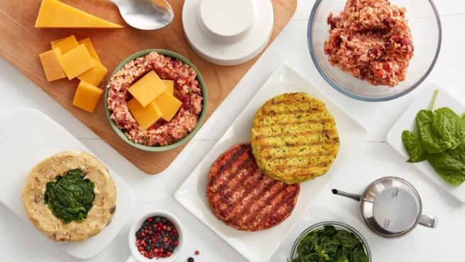 La cocina saludable también es original y sabrosa.
