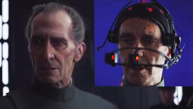 Así resucitó 'Rogue One' a Peter Cushing