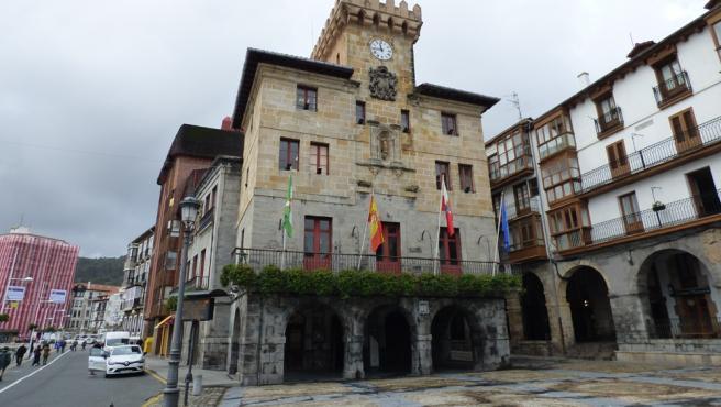 Edificio del Ayuntamiento de Castro Urdiales