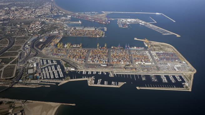 Imagen del Puerto de Valencia donde se demostrará uno de los pilotos del proyecto.