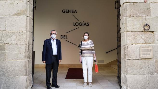 MALAGA, 26 Mayo 2020-Apertura del Museo Picasso Málaga en la Fase 1 del COVID-19. © MPM jesusdominguez.com