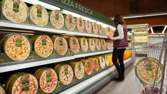 Pizzas de Casa Tarradellas Pizzas de Casa Tarradellas (Foto de ARCHIVO) 10/8/2016