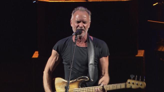 Suspendido el concierto de Sting previsto el 2 de agosto en Mérida