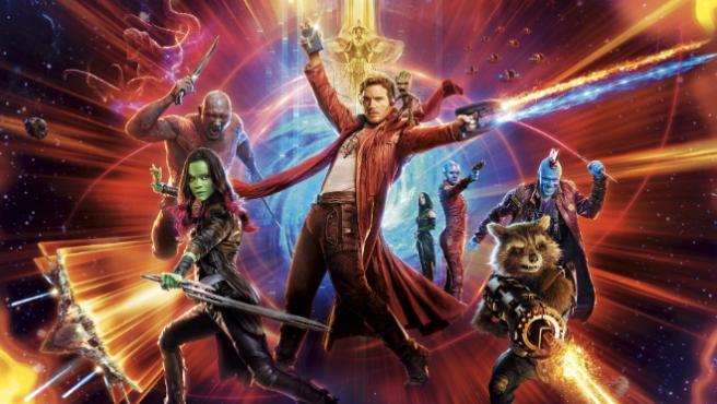 'Guardianes de la galaxia Vol. 3' se habría estrenado este mes