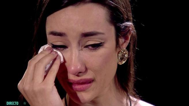 Adara Molinero, en la 'Curva de la vida' de GH VIP 7.