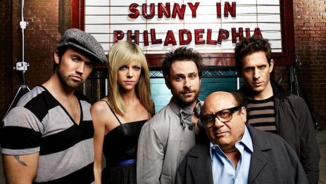 'Colgados en Filadelfia' rompe el récord de temporadas para una sitcom