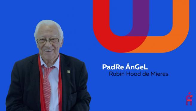 El padre Ángel en 'Conversaciones Al Revés' de SM