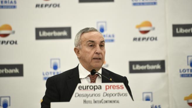 """Alejandro Blanco: """"No se deberían hacer los Juegos en 2021 si hubiese el mínimo riesgo en Tokio"""""""
