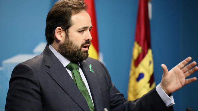 El presidente regional del PP, Paco Núñez.
