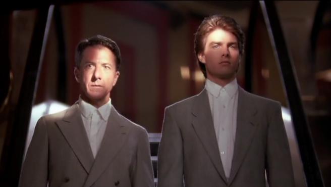 En 1988, Dustin Hoffman protagonizó 'Rain Man', inspirada en la historia de Kim Peek, uno de los Savant más conocidos.