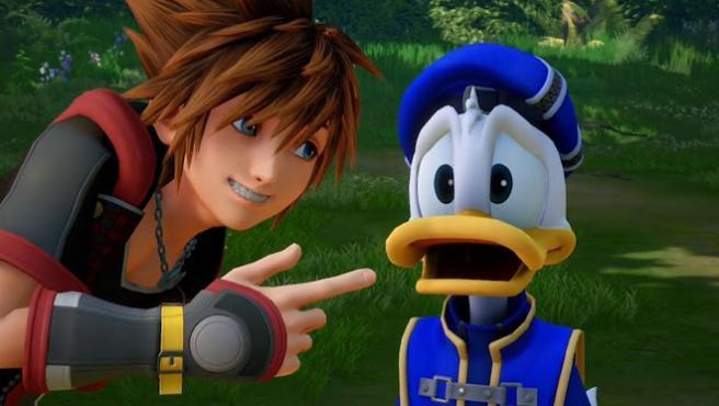 Rumor: La serie (o la película) de 'Kingdom Hearts' podría estar ya en marcha