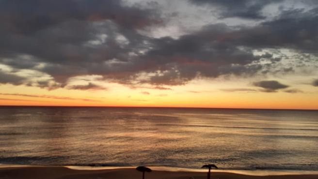 La Comunitat Valenciana amanece este jueves con nubes bajas que se irán despejando y temperaturas sin cambios