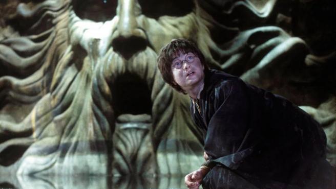 Fotograma de la película 'Harry Potter y la Cámara Secreta'.