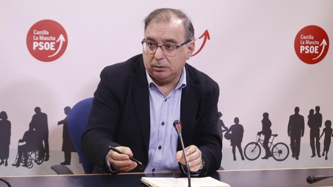 El diputado del PSOE Fernando Mora.
