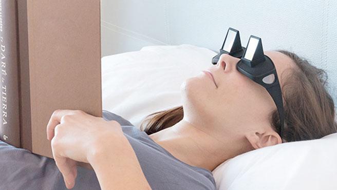 En InnovaGoods puedes comprar estas gafas de visión horizontal
