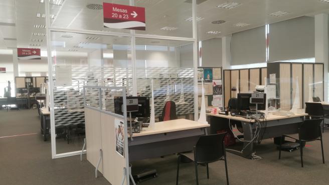 Las oficinas de empleo del INAEM, listas para retomar la atención presencial con cita previa