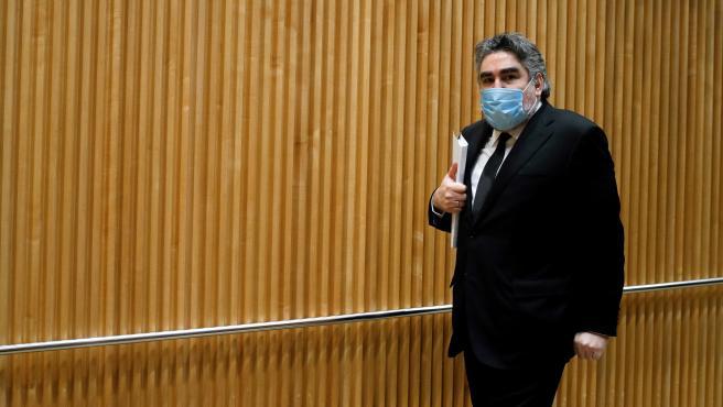 Rodríguez Uribes comparece en la Comisión de Cultura del Congreso