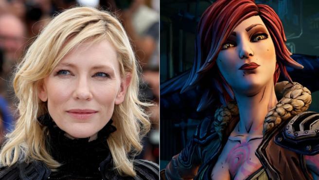 Confirmado: Cate Blanchett será Lilith en la adaptación de 'Borderlands'