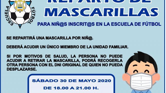 ENTREGA DE MASCARILLAS