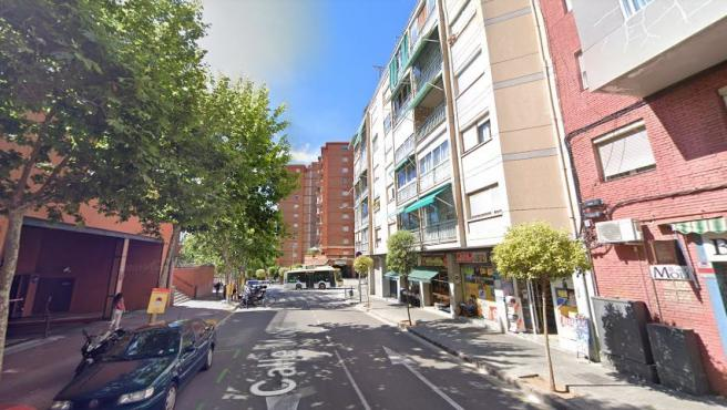 Imagen de archivo de una calle de Esplugues de Llobregat (Barcelona) cerca del barrio de Can Vidalet.