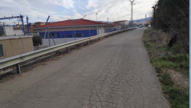 Nuevo vial en Calatayud