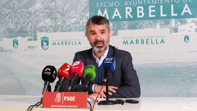 """Coronavirus.-PSOE de Marbella lamenta la """"improvisación y falta de información"""" de reapertura al baño de playas"""