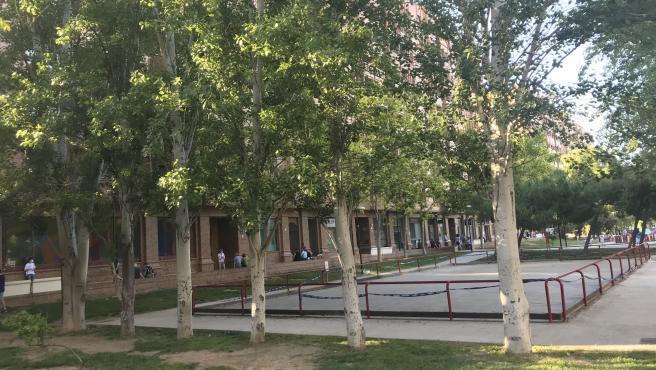 Espacios de la ciudad de Zaragoza