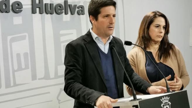 Huelva.-Coronavirus.-Cs insiste al alcalde en ayudas directas a comercios, pymes y autónomos para reactivar la economía