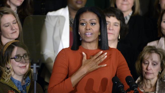 Imagen de archivo de Michelle Obama.