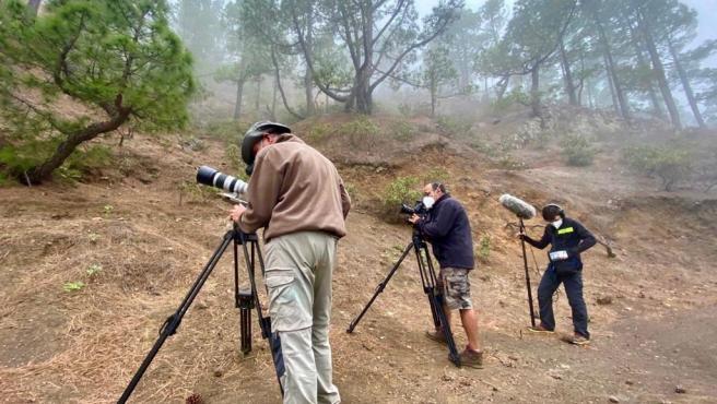 Imagen del documental 'Las Hijas de Fuego'