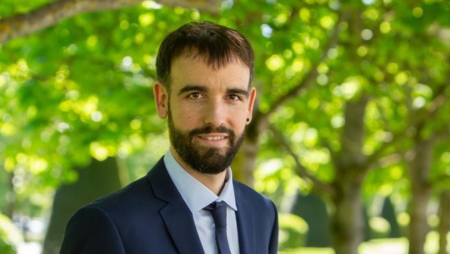 Mikel Sesma Sara, profesor ayudante doctor de Ciencia de la Computación e Ingeniería Artificial en la Universidad Pública de Navarra