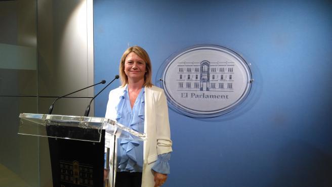 Nuria Riera, diputada del PP balear